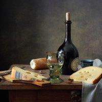 Сыр и вино :: Елена Татульян