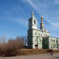 Храмы города Владимира. :: Андрей Зайцев