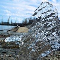 Ледяной человек :: Дмитрий Ерохин