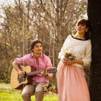 Даша и Фархат LoveStory :: Денис Шангареев