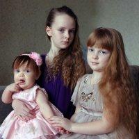 Три сестры :: Сергей Яснов