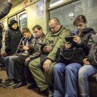 Самая читающая :: Алексей Окунеев