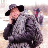Городской ковбой :: Дмитрий Арсеньев
