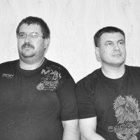 Богатыри :: Антон Бояркеев