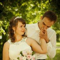 Летняя свадьба :: Анна Леонова