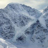 "Ледник ""Семерка"" - настоящее чудо природы :: Anna Lipatova"