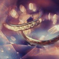 Обручальные кольца :: Нина Гордеева
