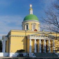 Даниловский монастырь :: Константин Вергун