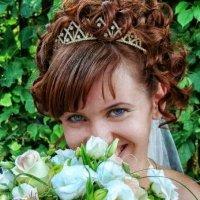 счастливая невеста :: Ольга