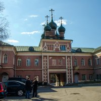 Преображенский монастырь :: Лариса *
