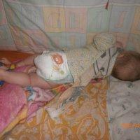 Доченька спит :: Анастасия Ляшко