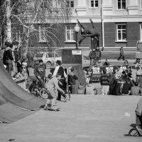 велотрюк :: Сергей Черепанов