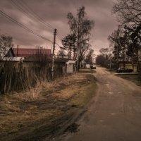 Вечер :: Сергей Гойшик