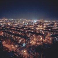 Город спит. А я нет. :: Кенгуру Урбанистический