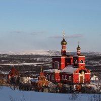 церковь всех Святых :: Наталья Василькова