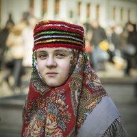 Незнакомка :: Алексей Окунеев
