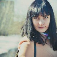 Анастасия портрет :: Ирина Трубкина