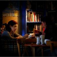 уютный уголок в кафе :: Станислав Лебединский