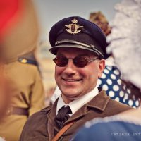 французский летчик Нормандия-Неман :: Tatiana Evtushenko