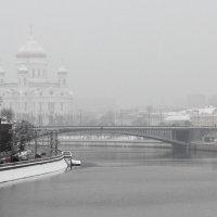 Москва в белом :: Виктор П