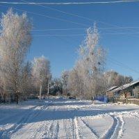 Мороз и солнце ... :: Михаил Юрин