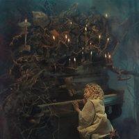 Волшебный сны.... :: Надежда Шибина
