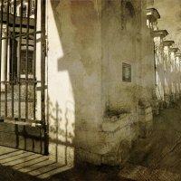 Могу, пространство раздвигая, гулять во времени любом :: Ирина Данилова