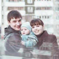 Счастливая семья! :: LANA ZHIGALOVA