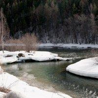 Ивдель-горная река... :: Марат Шарипов