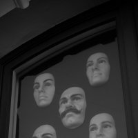 Восковые лица :: Александр Тырлов