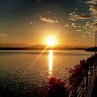 Закатное солнце Адриатики :: Игорь Липинский