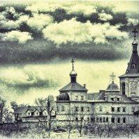 Ахтырский Свято-Троицкий монастырь :: Евгений Кочуров