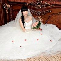 невеста :: Евгения Белая
