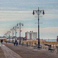 Boardwalk. :: Gene Brumer