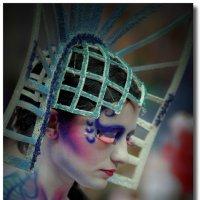 Body Art.Фестиваль Невские берега. :: Sasha Bobkov