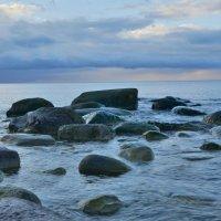 Вечер на Финском заливе :: Александр