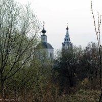 Весна. Перед Пасхой :: Валерий Викторович РОГАНОВ-АРЫССКИЙ
