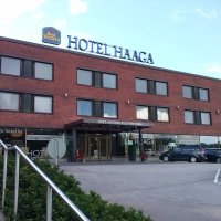 Отель .Хельсинки. :: Мила