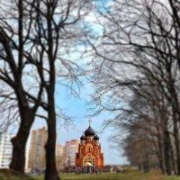 Храм :: Мария Богуславская