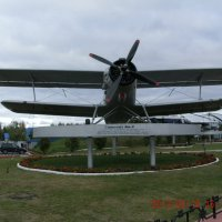самолет -памятник самой жизни :: МИХАИЛ КАТАРЖИН