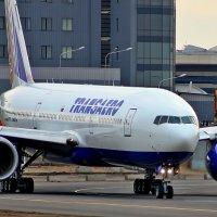 Красавец Boeing 777! :: Филипп Сиденко