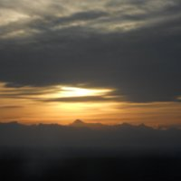 Закат... :: Марина Бахтарышева