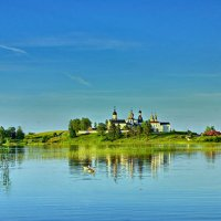 Несказанное,синее,нежное... :: Валерий Талашов