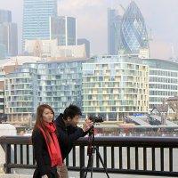 Лондон глазами японцев) :: Тарас Золотько