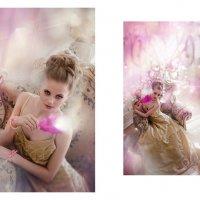 Розовый хрусталь :: Юлия Анохина