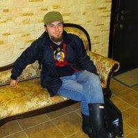 Устал сынка... :: Борис Иконников