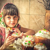 Светлая Пасха :: Наталья Кирсанова