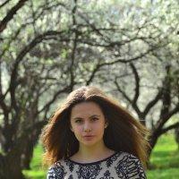 девушка весна) :: Руслан Подпалов