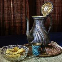 Старый кофейник :: Владимир Самсонов