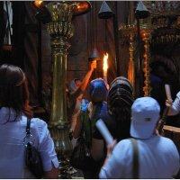 В Храме Гроба Господня :: Leonid Korenfeld